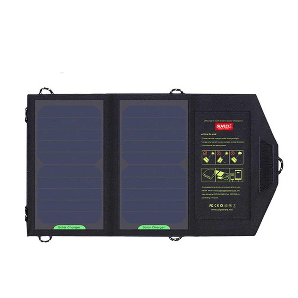پنل خورشیدی سانری