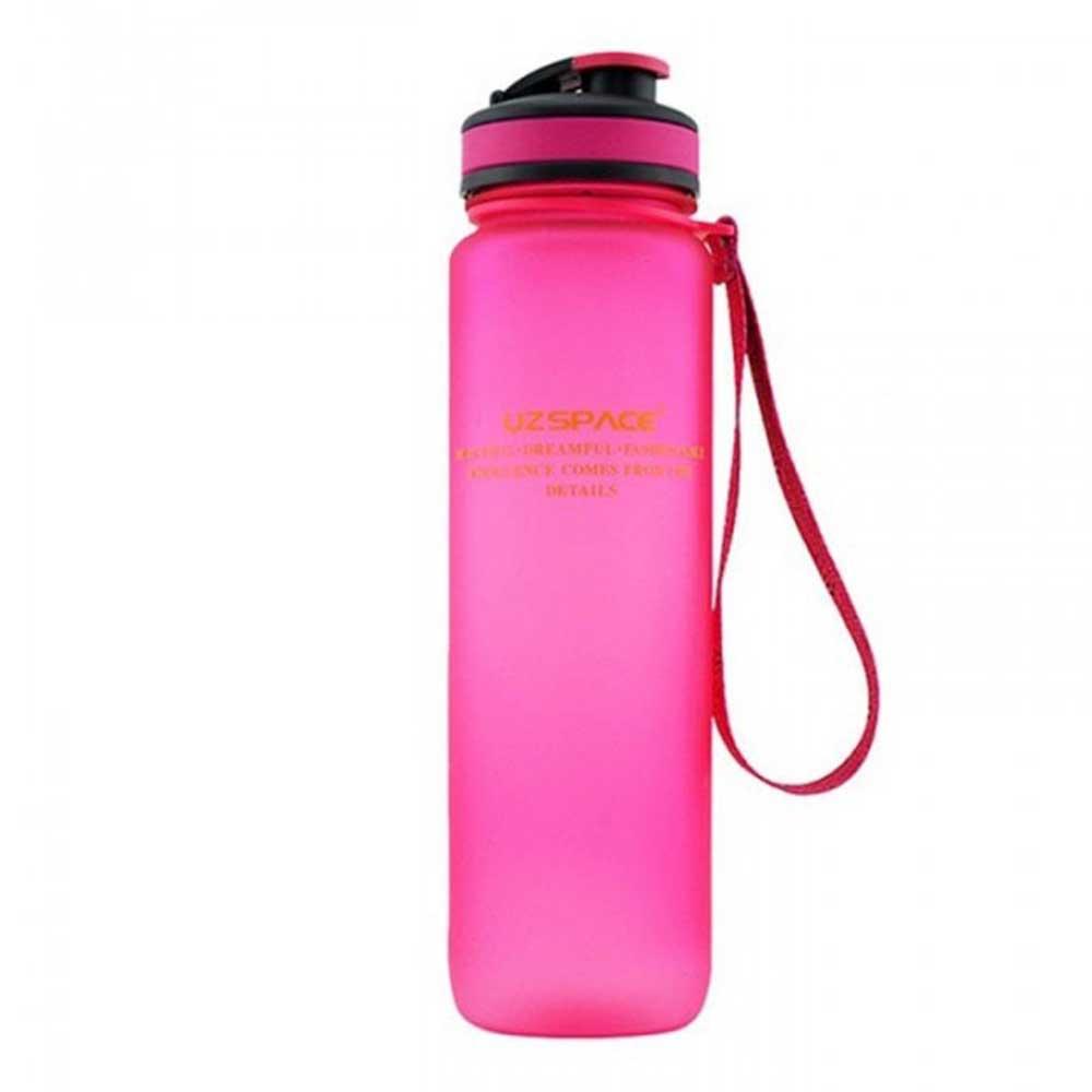 بطری آب 1 لیتری یوز اسپیس صورتی