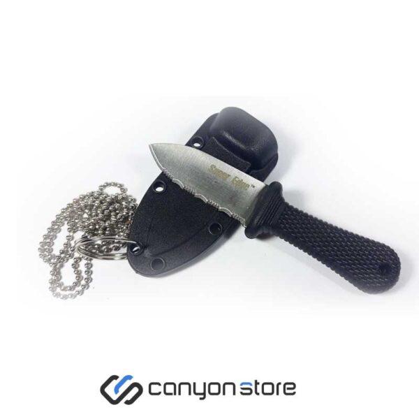 چاقو گردنی کولد استیل
